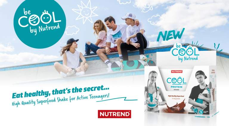 Cool Protein Shake 50g by Nutrend